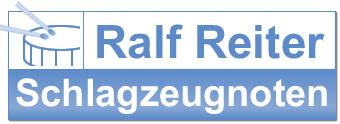 Ralf Reiter Schlagzeugnoten
